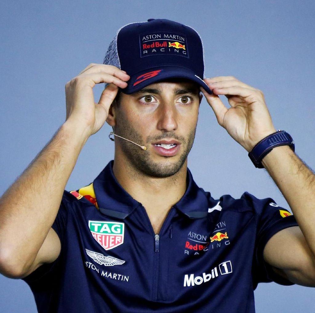 Usai Juara di Monako, Ricciardo Ditunggu Penalti di GP Kanada