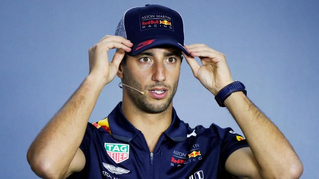 Ricciardo: Mercedes Musim Ini Lebih Rapuh