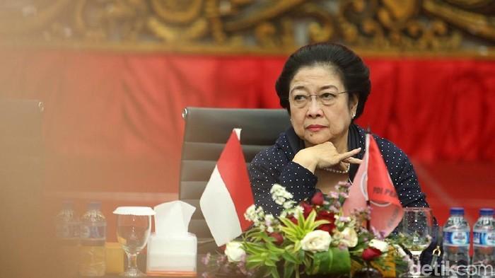 Megawati (ari/detikcom)