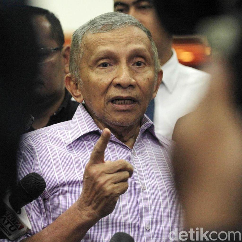 Bicara Presiden Baru, Amien Kritik Meikarta Hingga Freeport