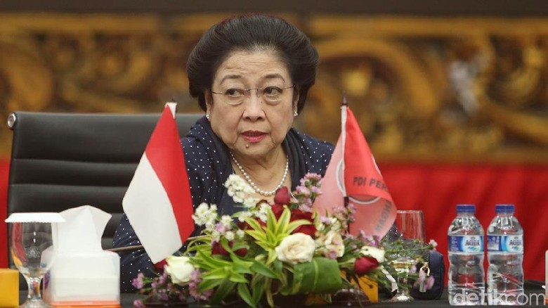 Megawati ke Kader PDIP: Kalau Ada Serangan, Jangan Lawan