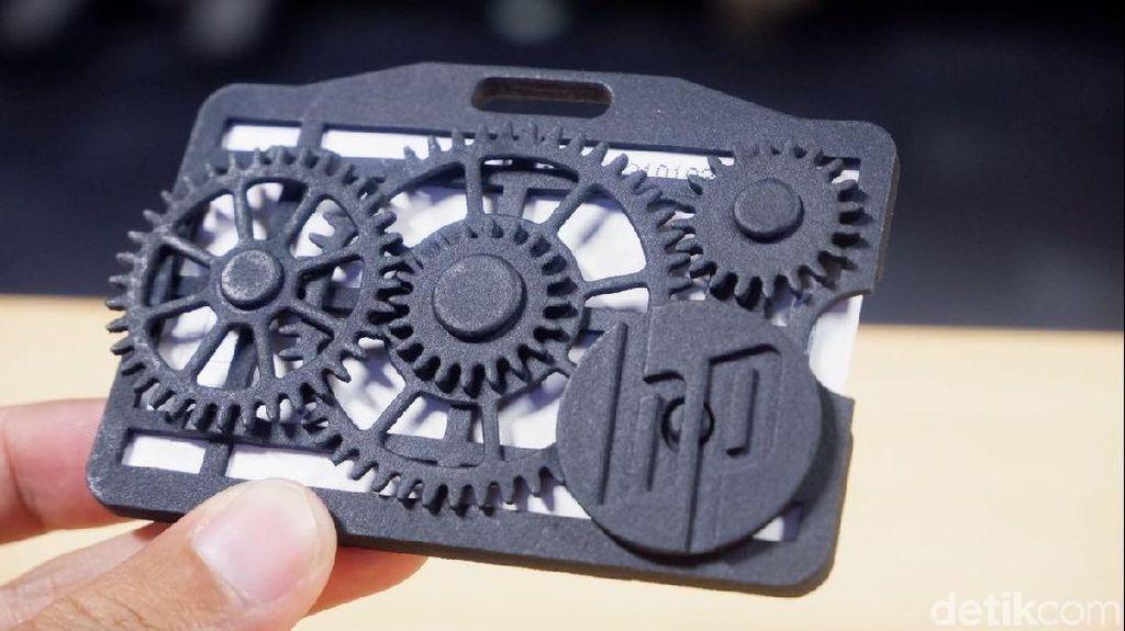 HP Siap Bawa Printer 3D ke Indonesia, Tapi...
