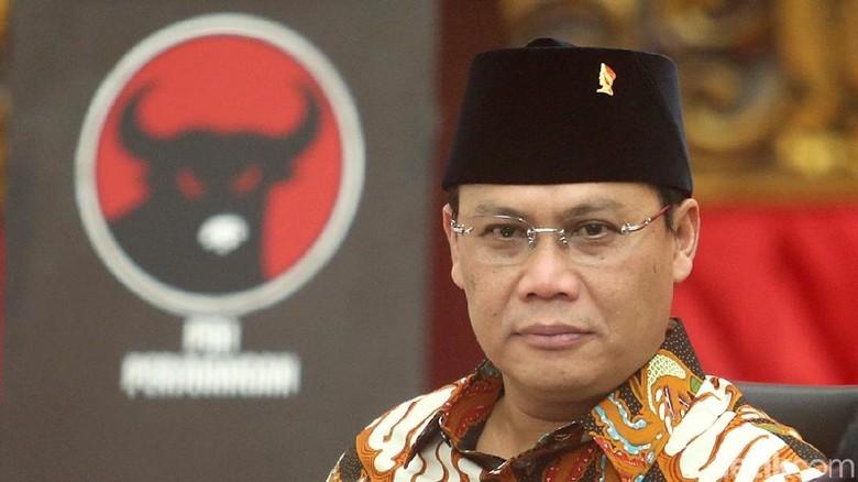 PDIP Prediksi Jokowi Daftar Pilpres di Menit-menit Terakhir