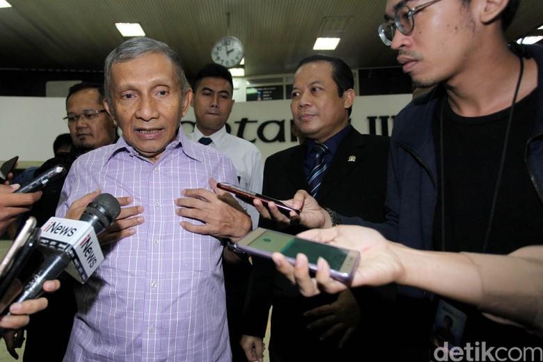 Ini Alasan Amien Cuma Mau Bertemu Jokowi di Yogyakarta