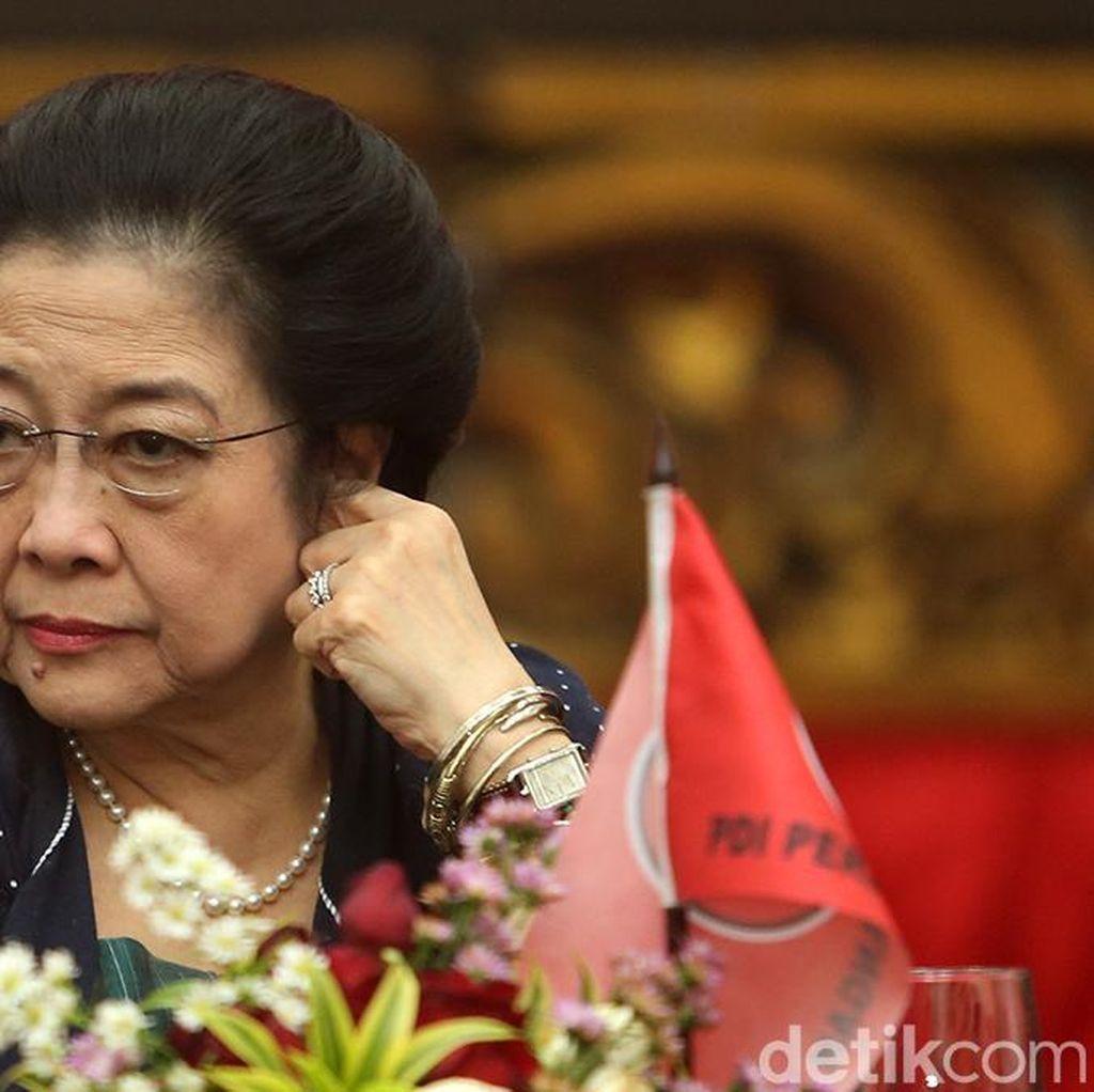 Megawati Digaji Rp 112 Juta di BPIP, MAKI Siapkan Langkah Hukum