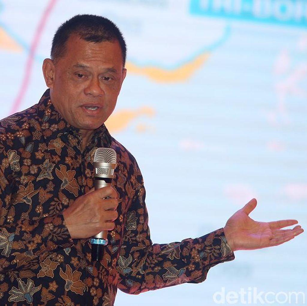 Gatot Sebut Ada Upaya Adu Domba dan Pengerdilan TNI-Polri