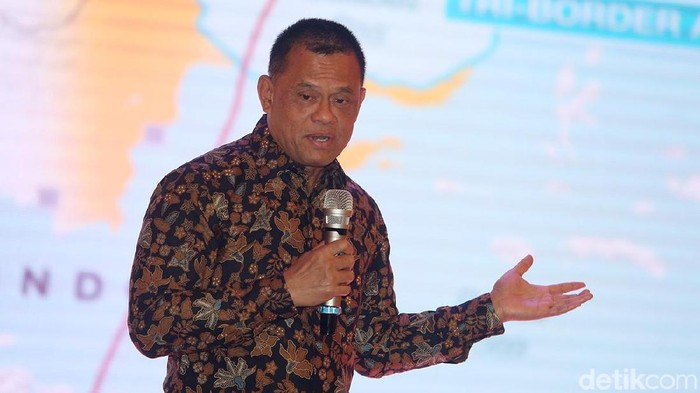 Panglima TNI Jenderal (Purn) Gatot Nurmantyo (Foto: Ari Saputra/detikcom)