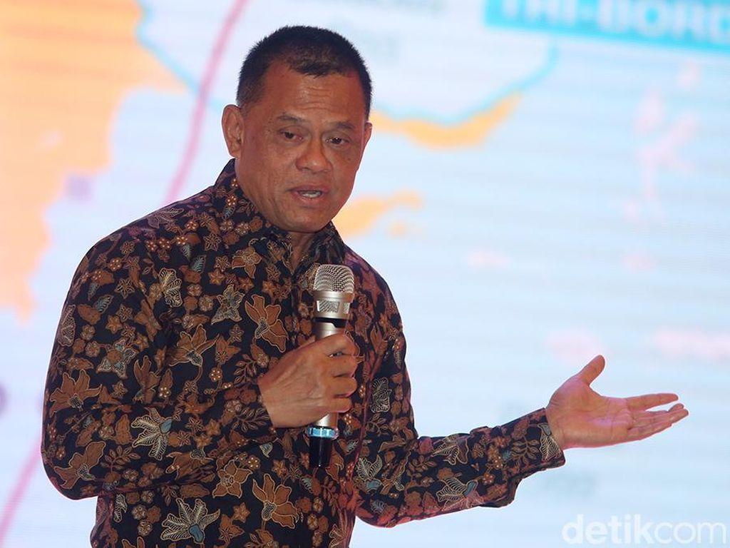 Gatot Sebut Ada Upaya Adu Domba TNI-Polri dan Pengerdilan TNI