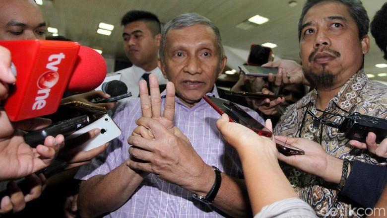 Amien Rais Dipanggil Polisi, Dahnil: Kokam Muhammadiyah Marah
