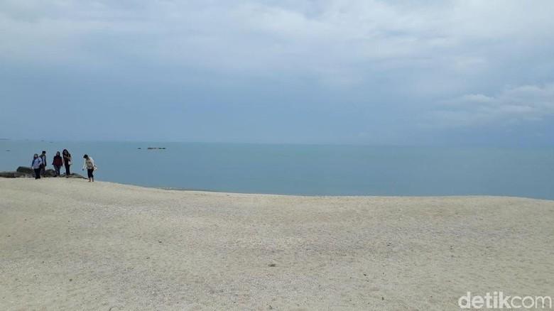 Pantai Tongaci, Bangka (Fadhly Fauzi Rachman/detikTravel)