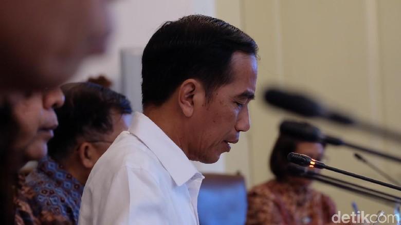 Jokowi Pimpin Rapat Terbatas Bahas Pengelolaan Dana Haji