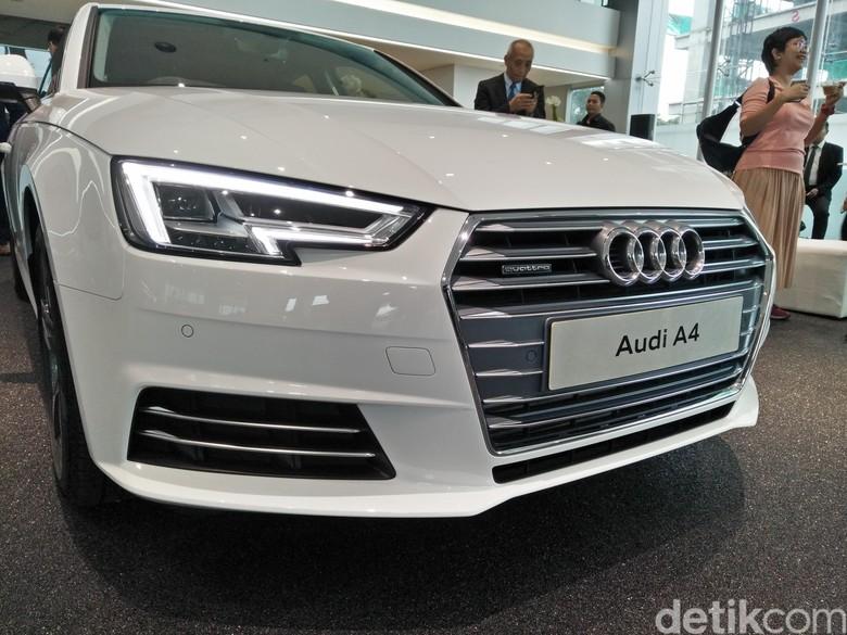 Konsumen Audi Rata-rata Berusia 30 Tahun Foto: Ruly Kurniawan