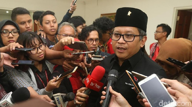 Fadli Zon Sebut Jokowi Panik, PDIP: Presiden Senyum Meski Dihujat