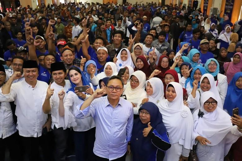 Bareng Emil Dardak, Zulkifli Konsolidasi Kader PAN Wilayah Mataraman