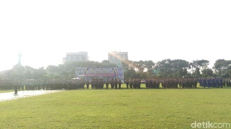 2.591 Personel Polda Jatim Diterjunkan Operasi Patuh Semeru 2018