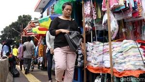 Baju Impor China Banjiri RI Jelang Lebaran