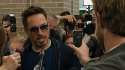 Mimpi Misterius Tony Stark Punya Anak dari Pepper Potts