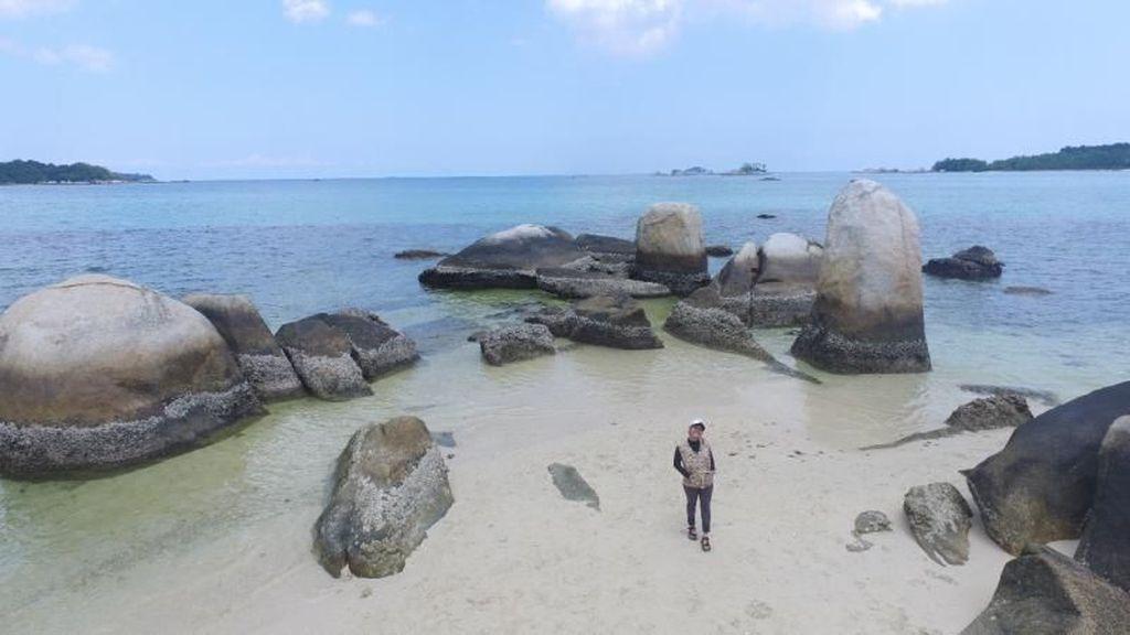 Terpesona Pulau Belitung