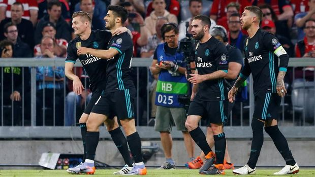 Real Madrid harus tetap waspada untuk leg kedua semifinal melawan Bayern Munchen