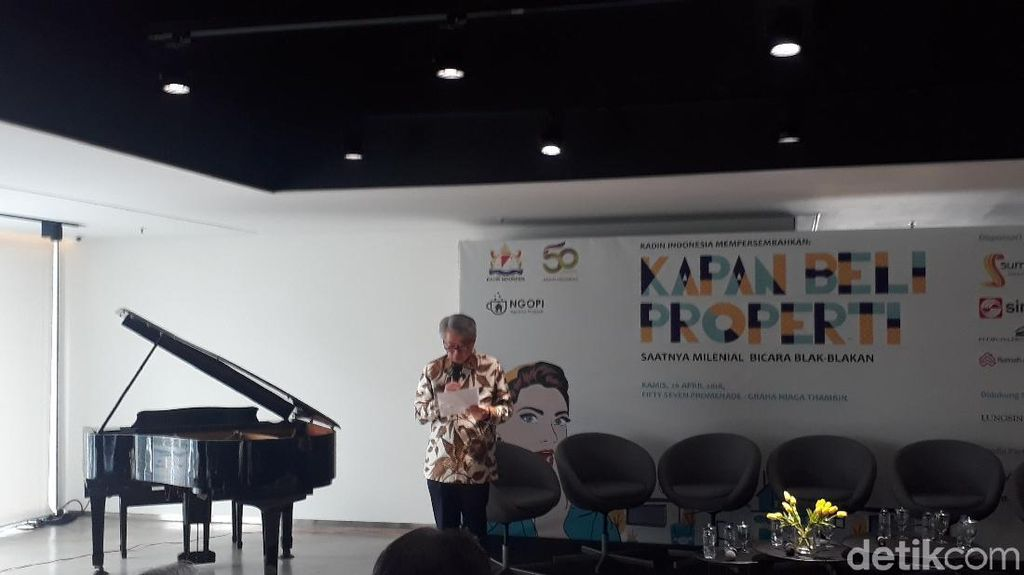 Pengusaha dan Kids Jaman Now Kumpul, Diskusi soal Rumah