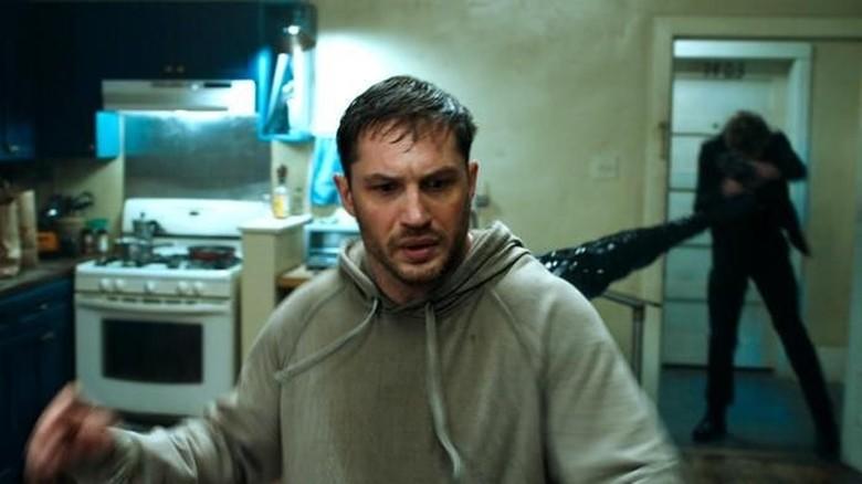 Perankan Venom, Tom Hardy Terinspirasi Woody Allen yang Idap Neurosis