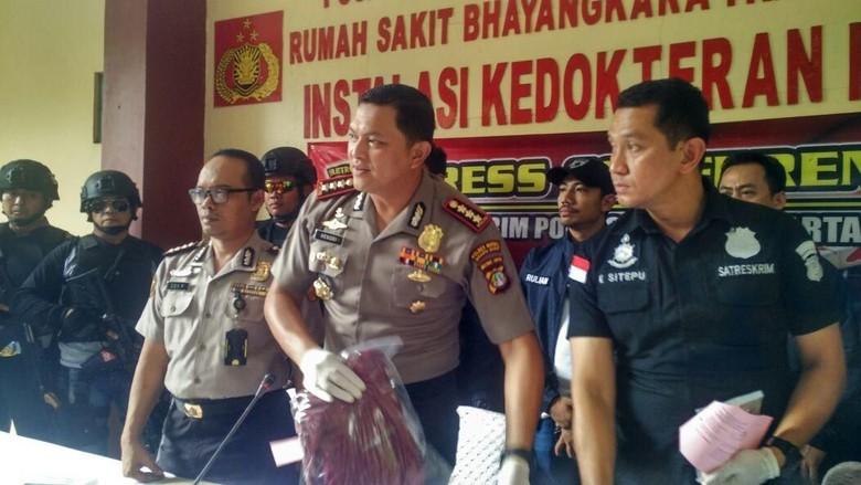 Polisi: Sopir Grab Otak Perampokan Penumpang Positif Narkoba