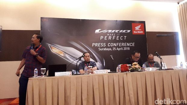 All New Vario hadir di Surabaya