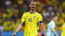 Gagal ke Piala Dunia 2018, Ibrahimovic Salahkan Media Swedia