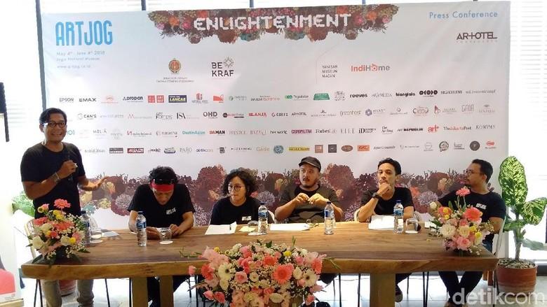 Art Jog 11 Hadirkan 54 Seniman Indonesia dan Mancanegara