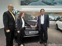 Diler Audi di Cawang Jakarta