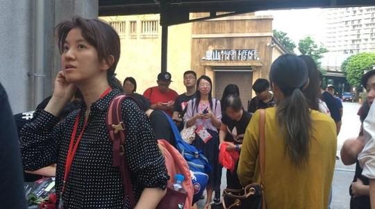 Keseruan Para Fans saat Screening Miss Sherlock di Taipe