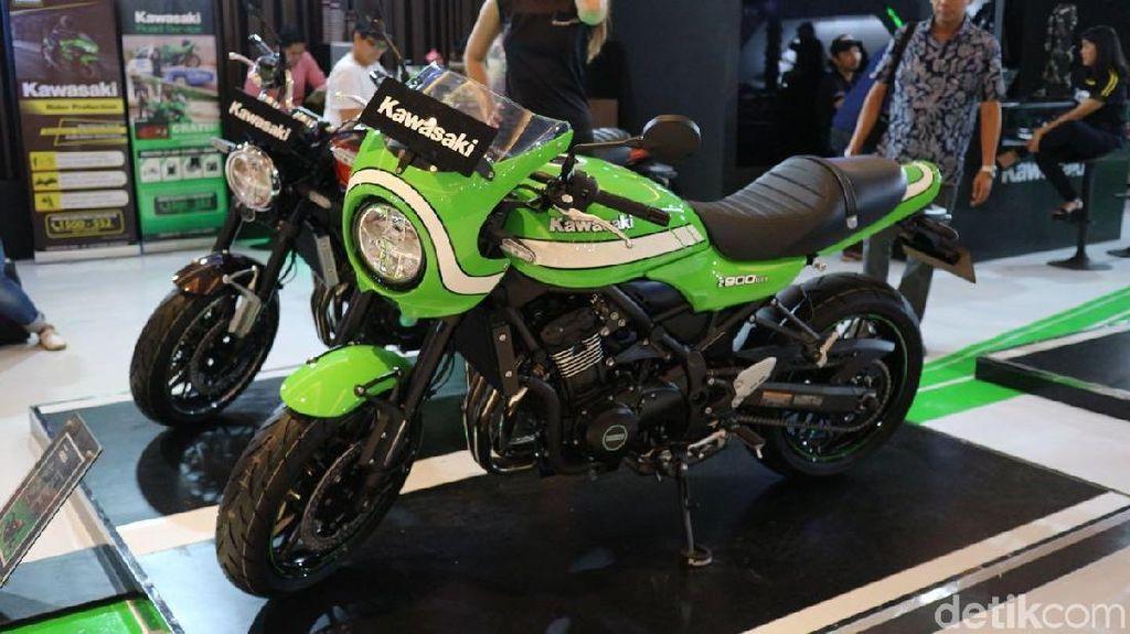 Motor Retro dari Kawasaki Ludes, Baru Datang September Nanti