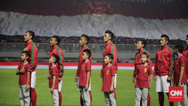 Timnas Indonesia memanfaatkan Anniversary Cup sebagai ajang uji coba menuju Asian Games.