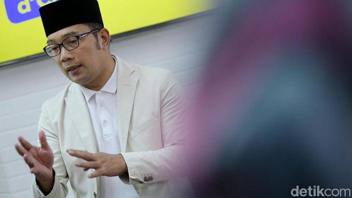 Ridwan Kamil Gubernur Jawa Barat/Foto: Muhammad Ridho