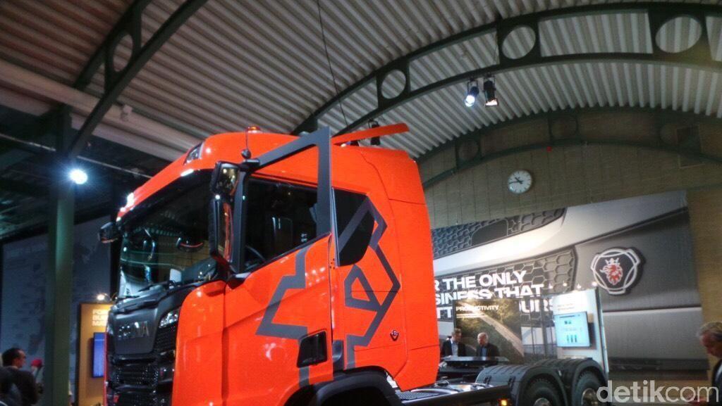 Truk Scania Generasi Baru Ini Siap Dibawa ke RI