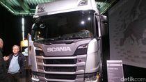 Asian Games Jadi Momen Promosikan Bus Tingkat Scania