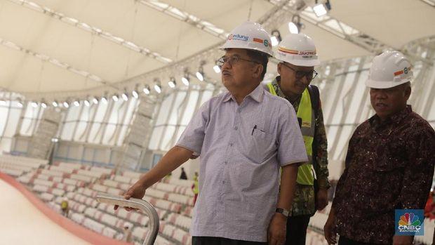 JK: Tiket Gratis Asian Games ke Pejabat Bukan Gratifikasi