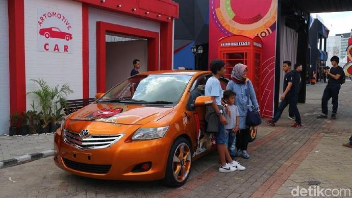 Sadis, Mobil Bermuka Dua Made In Bandung Ditawar Rp 600 Juta
