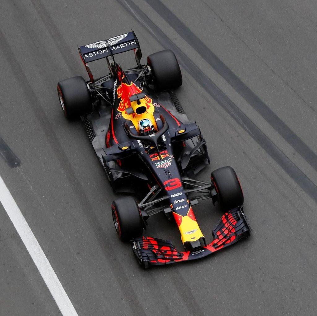 Giliran Ricciardo Tercepat