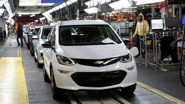 Ekonomi Stagnan, Gaikindo Targetkan Penjualan Mobil 1,1 Juta