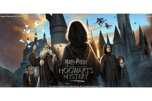 Harry Potter: Hogwarts Mystery Resmi Dirilis