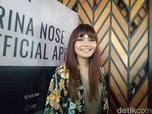 Alasan Rina Nose Kerap Balas Komentar <i>Haters</i>