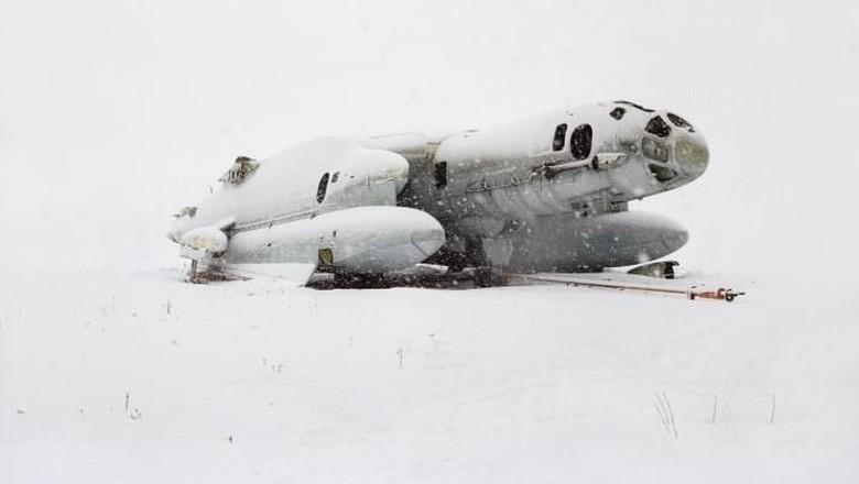 Foto: Berbagai Peninggalan yang Kini Mengerikan dari Era Uni Soviet (Danila Tkachenko/CNN Style)