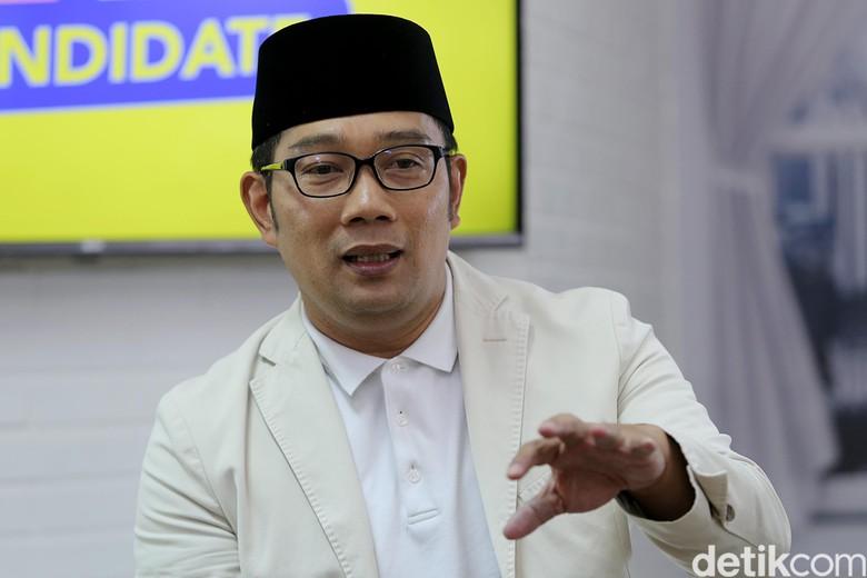 Strategi Ridwan Kamil Usai Unggul di Survei Litbang Kompas