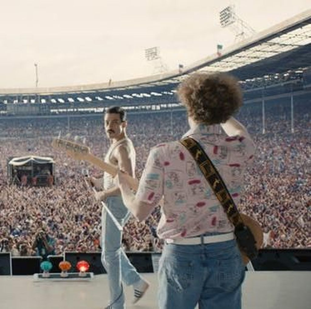 Secuplik Awal Mula We Will Rock You di Trailer Terbaru Bohemian Rhapsody