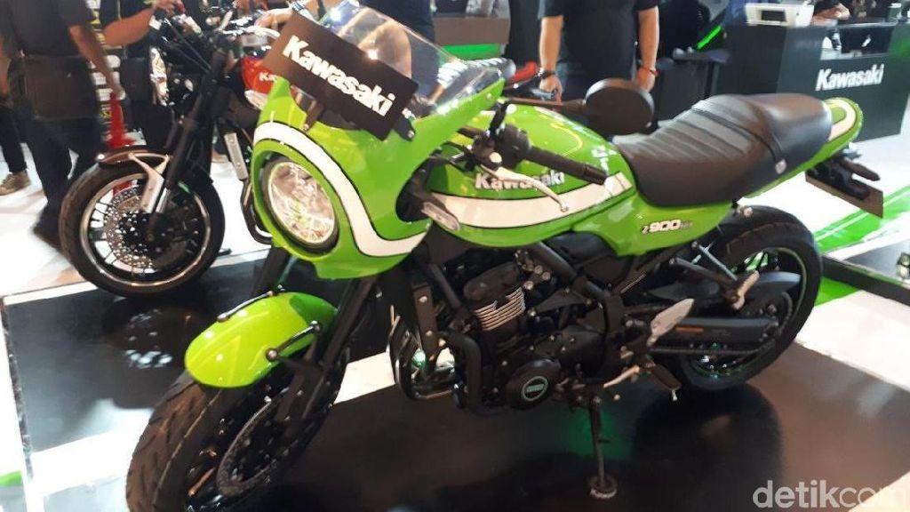 Baru Pertama Ada di RI, Kawasaki Siap Kirim Z900RS Cafe ke Diler