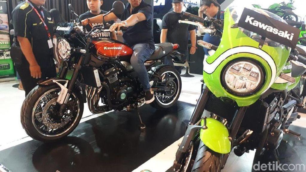 Dibanderol Mulai Rp 275 Juta, 20 Unit Moge Klasik Kawasaki Ini Terpesan