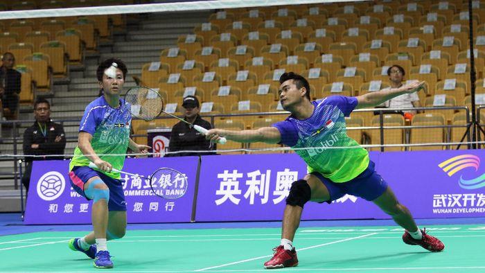 Tontowi Ahmad/Liliyana Natsir lolos ke babak kedua Malaysia Terbuka (Foto: Tim Humas dan Social Media PP PBSI)