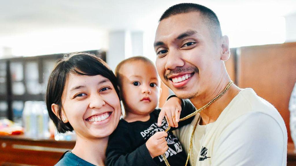 Harmonisnya Keluarga Kecil Rayi RAN