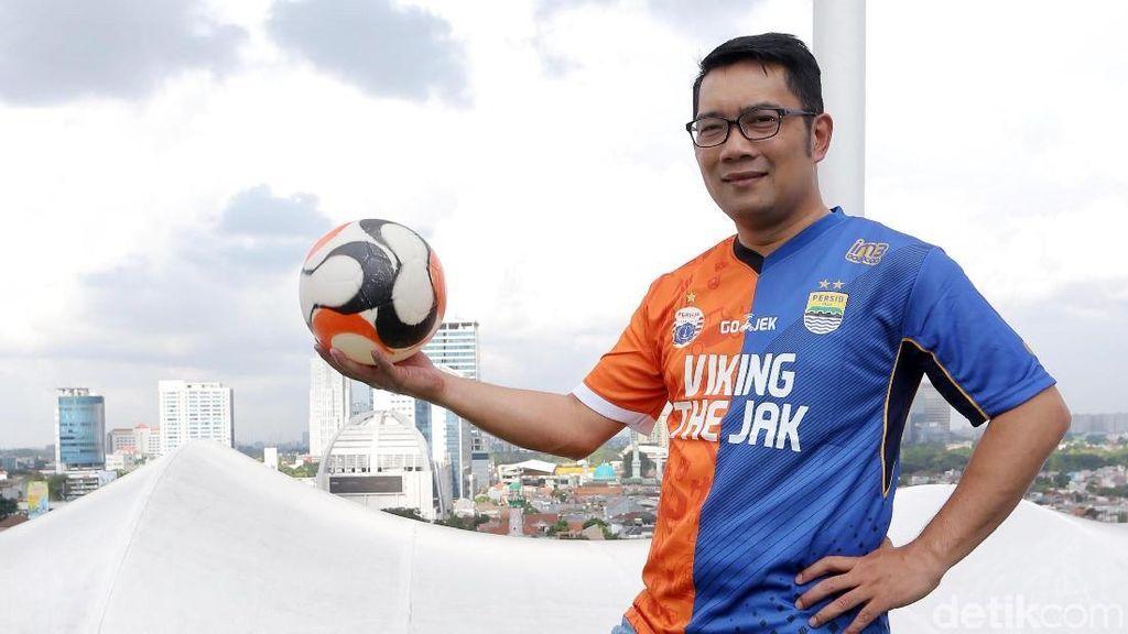 Pesan Ridwan Kamil, Weekend Jangan Kerja Terus! Sempatkan Olahraga